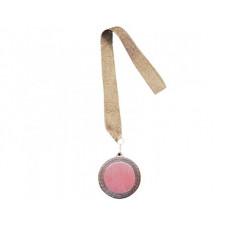 Наградная медаль. Комплект БРОНЗА. 70 мм.