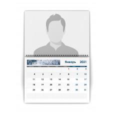 Отрывной календарь А-4 #2021-001