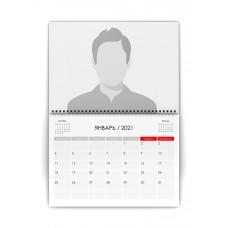 Отрывной календарь А-4 #2021-003