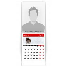 Отрывной календарь А-4 #2021-004
